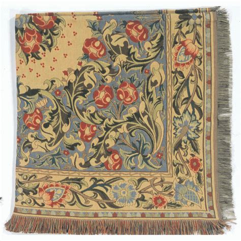 tapestry throws couch william morris florals tapestry throw blanket