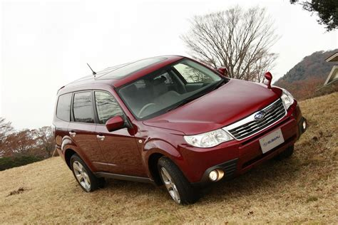 subaru forester rugged package 2009 subaru forester review top speed