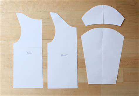 pattern making tutorial the 90 minute t shirt made everyday