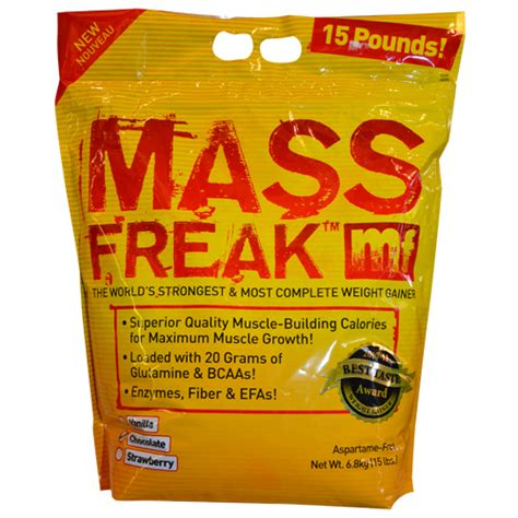 Pharma Freak Mass Freak 15 Lbs Gainer pharma freak mass freak 15 lbs