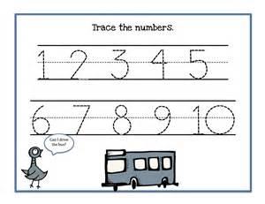 traceable numbers 1 10 for kindergarten kids kiddo shelter