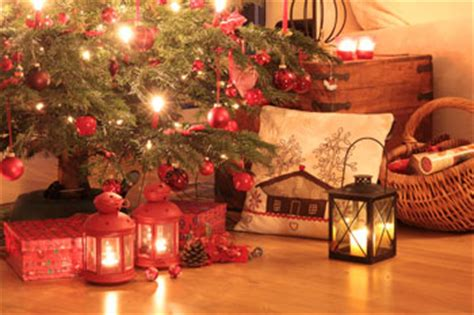 Home Decor Uk english country cottages for christmas xmas country