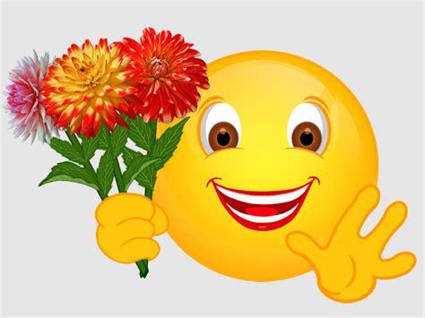 clipart faccine smiley blumenstrau 223 171 cliparts