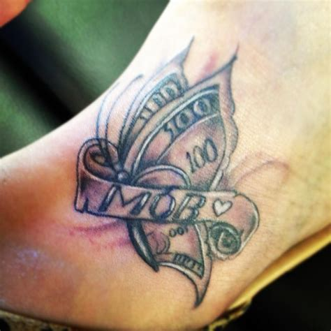 stephanie tattoo butterfly money by quot hu quot tattoos san