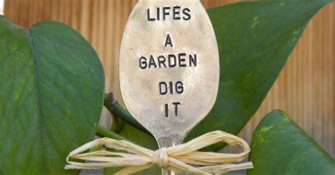 Lifes A Garden Dig It by Lifes A Garden Dig It Garden Sted Spoon