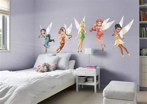 disney fairies wall stickers disney fairies wall decal shop fathead 174 for disney