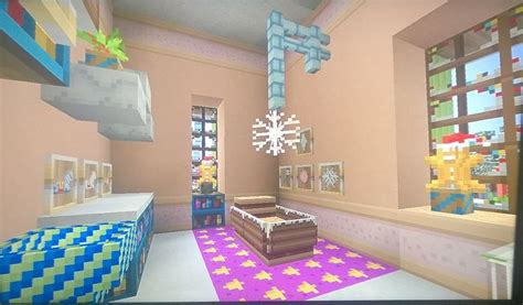 how to make a baby crib minecraft baby s room my minecraft creations