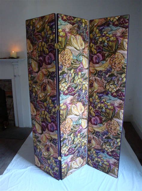 Upholstered Room Divider Upholstered Folding Screen Room Divider Omero Home