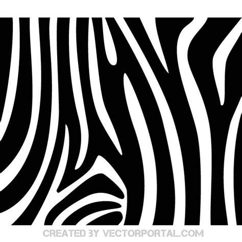zebra pattern ai zebra pattern vector download at vectorportal
