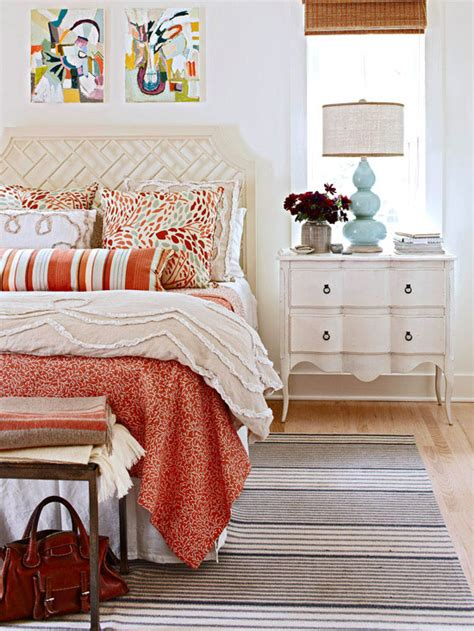 Color Pattern For Bedroom | decorating mixing and layering patterns and colors the