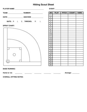 baseball scouting report template baseball scouting report template image collections templates design ideas