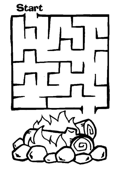 printable lizard maze free printable mazes for kids at allkidsnetwork com
