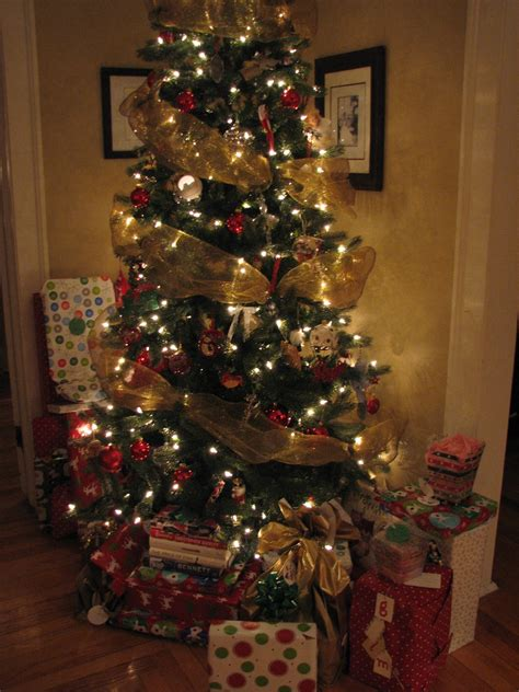 the simple craft diaries my last year s christmas tree