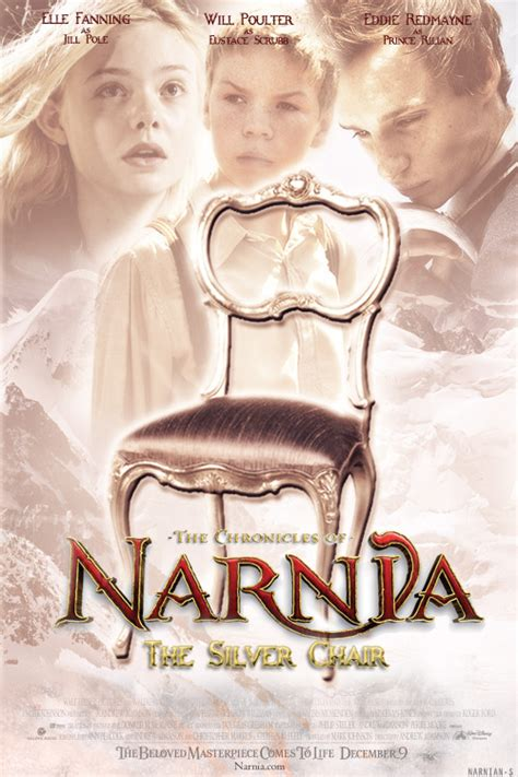 narnia the silver chair trailer pole