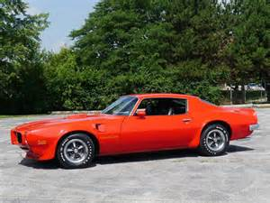 1973 Pontiac For Sale 1973 Pontiac Trans Am For Sale Alsip Illinois