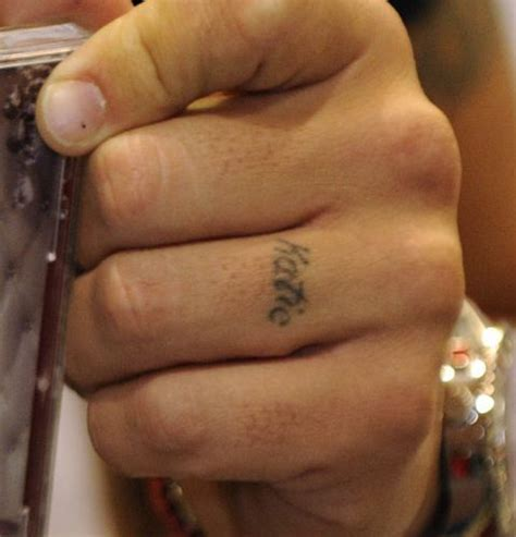 katie price wrist tattoo fashion and price wrist