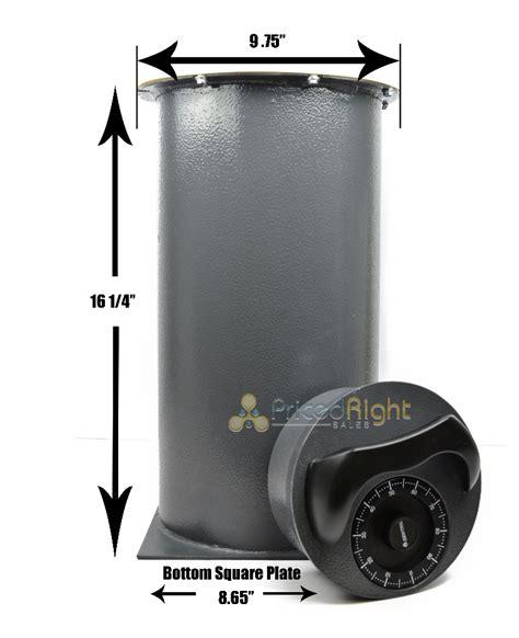 sentry 7250 floor safe combination hidden waterproof underground home security ebay