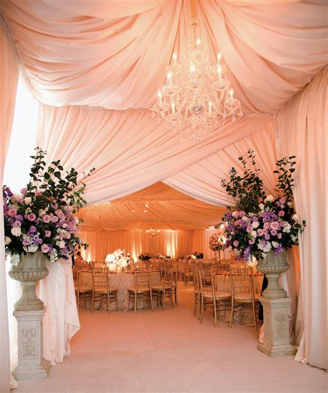 Wedding Ceremony Draping by Wedding Drapes How To Add To Your Event Inside