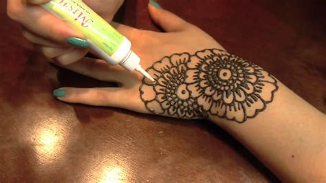 henna tattoo tutorial youtube from promise phan s quot henna tutorial quot