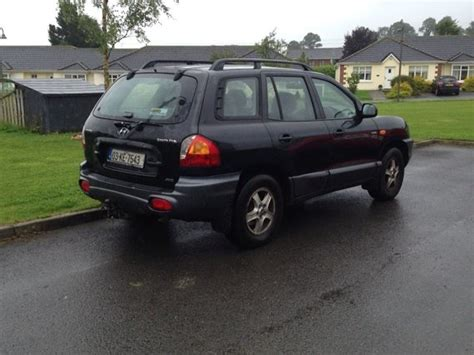2003 Hyundai Santa Fe For Sale by 2003 Hyundai Santa Fe For Sale For Sale In Tullow Carlow