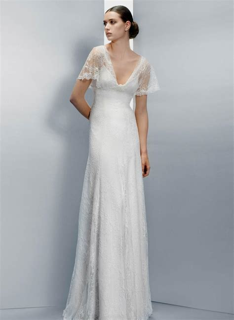1940s Style Wedding Dresses by 1940 Lace Wedding Dresses Naf Dresses
