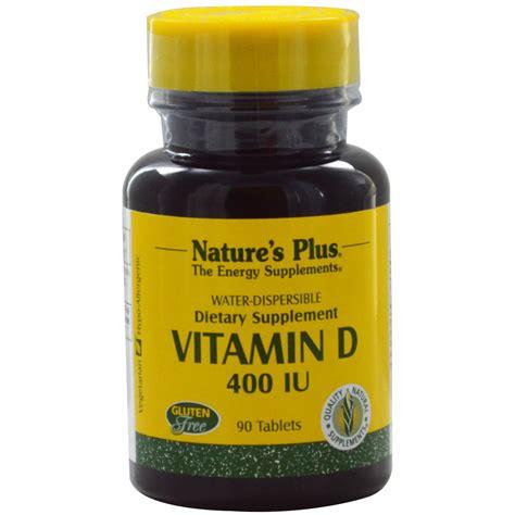 sperti vitamin d l nature s plus vitamin d 400 iu 90 tablets iherb com