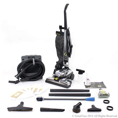 kirby vaccum reconditioned kirby gsix g6 vacuum cleaner new tools