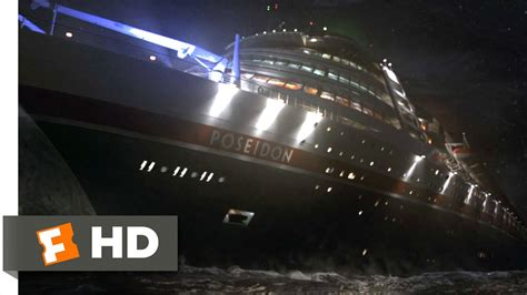 poseidon ship poseidon 1 10 movie clip capsized 2006 hd youtube
