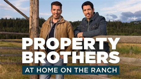 Hgtv Sweepstakes Property Brothers - property brothers at home on the ranch hgtv