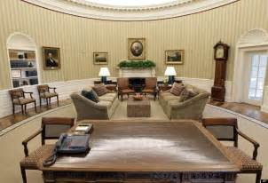 oval office makeover photos huffpost