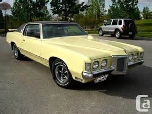 1969 Pontiac Grand Prix Sj For Sale Obo 1969 Pontiac Grand Prix Sj For Sale In Edson Alberta