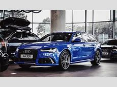 Audi RS6 Avant Performance Nogaro Edition Is The Ultimate ... Audi Rs2 Wiki