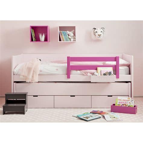 lit 2 en un avec tiroir de rangement bahia movil par asoral