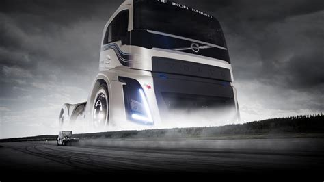 where are volvo trucks made volvo s iron knight is a 2 400 hp truck built for