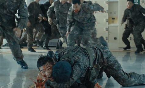film horor zombie korea insane korean zombie movie infects a train to busan