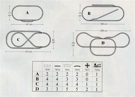 rails layout exles power functions what are some exles of advanced train