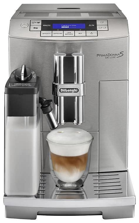 Delonghi Super Automatic Espresso Machine Reviews   Coffee On Fleek