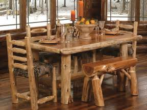 log kitchen tables bloombety rustic dining room tables rustic dining