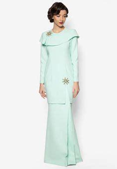 Zalora Baju Putih baju kurung moden lace minimalis baju raya 2016 fesyen trend terkini fesyen trend terkini