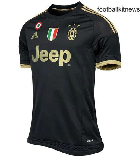 Jersey Juventus Away black juventus kit 15 16 new juve third jersey 2015 16 football kit news new soccer jerseys