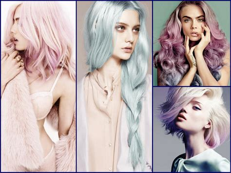 whats the trend for hair pastel hair color trends rose quartz color serenity