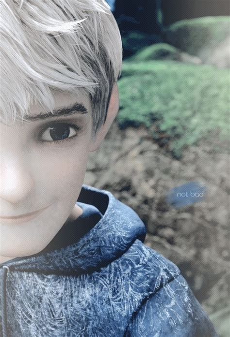 imagenes de jack frots not bad jack frost rise of the guardians fangirling