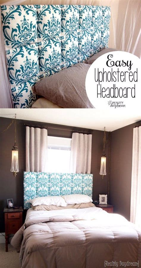 Upholstered Headboard Ideas Do It Yourself by 17 Best Images About D I Y Decor On Diy