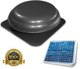 solar powered attic fan exhaust fan vent fan ebay