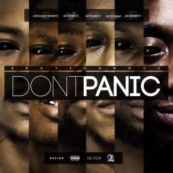 section boyz uk top 40 with don t panic album