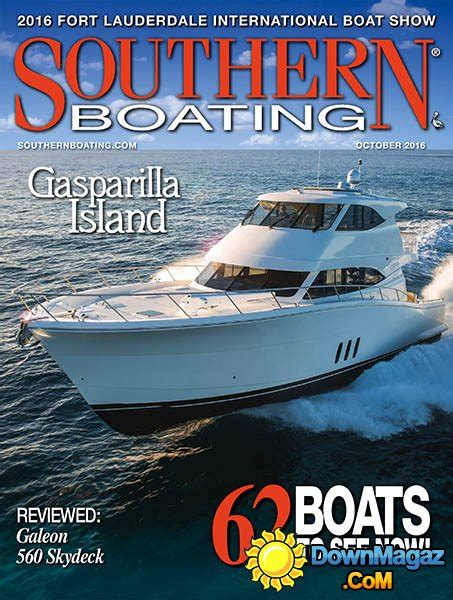 boating magazine boat of the year 2016 southern boating october 2016 187 download pdf magazines