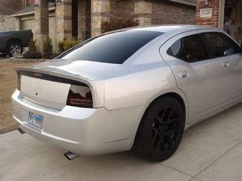 2009 dodge charger spoiler dodge charger rear spoilers 1 gallery danko
