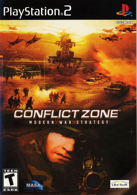 conflict zone box for playstation 2 gamefaqs