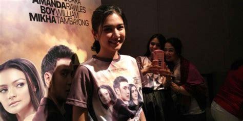 film terbaru mikha tambayong perjuangan mikha tambayong syuting film di milan dream co id