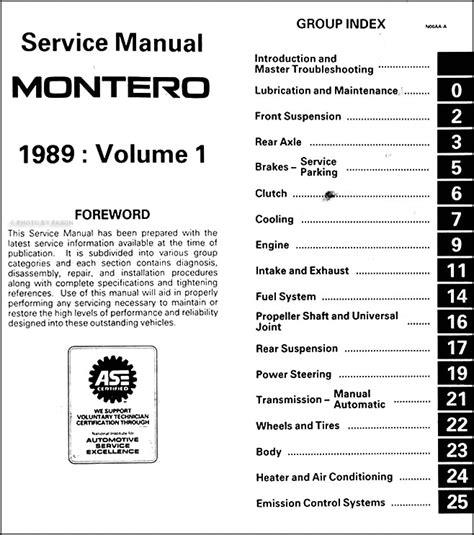 car repair manuals download 2003 mitsubishi montero sport parental controls service manual auto repair manual free download 2003 mitsubishi montero sport head up display